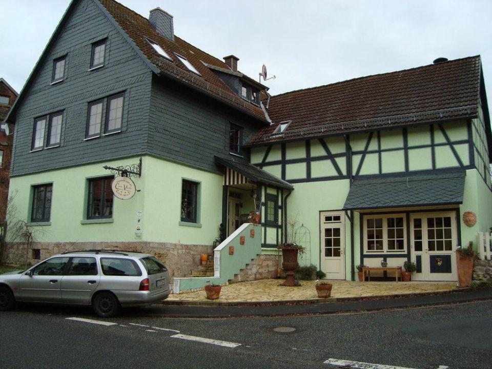 Hotel Fe.Wo. Casa Verde Ferienwohnung & Doppelzimmer Casa-Verde Vöhl
