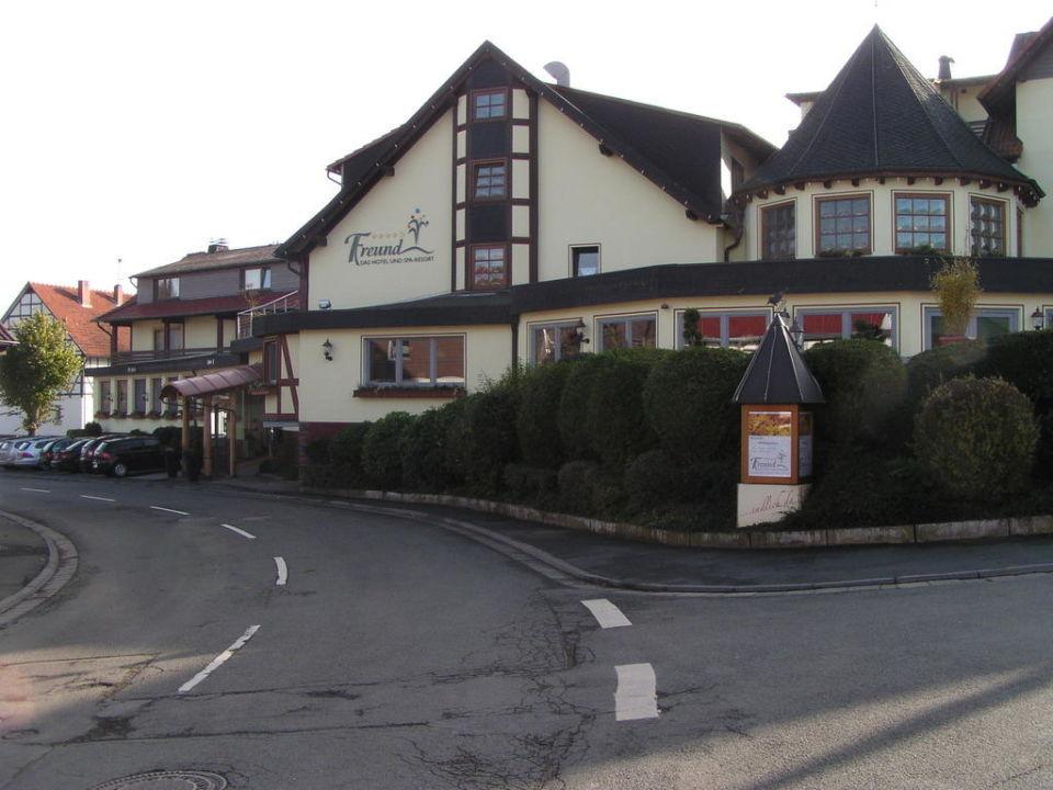 Hotel Freund  Romantik Hotel Freund & SPA-Resort