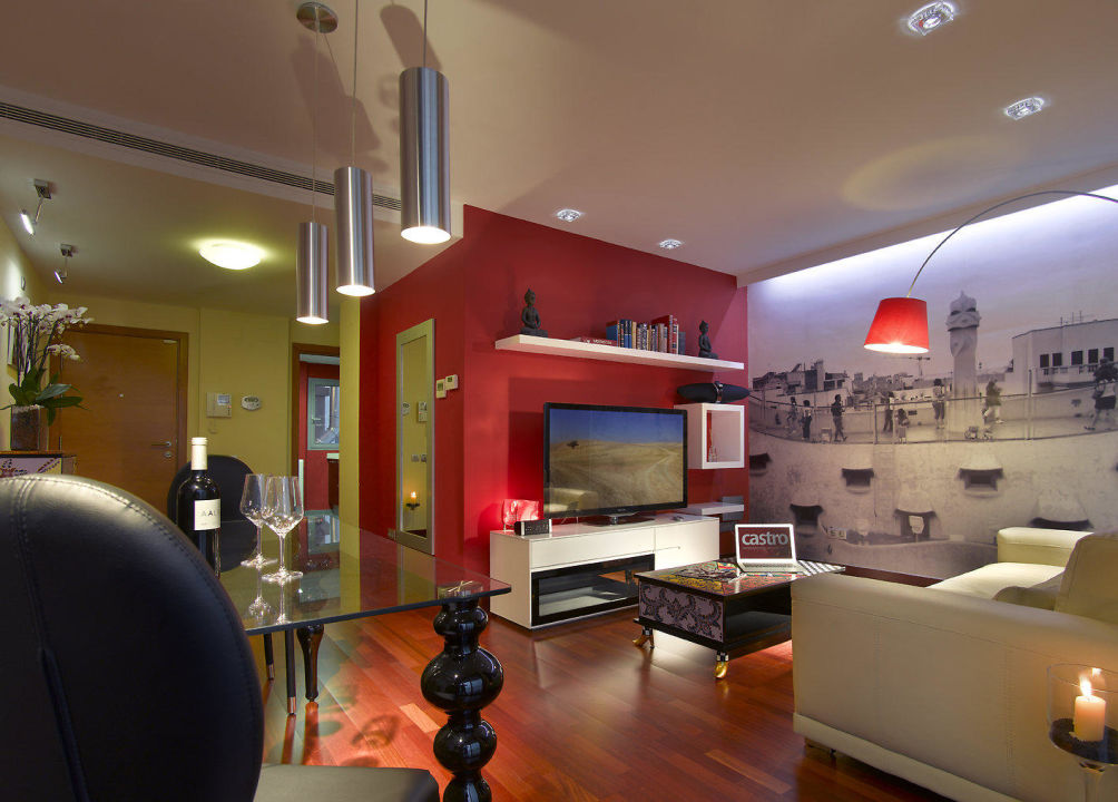Apartment Castro Exclusive Residences Sagrada Familia