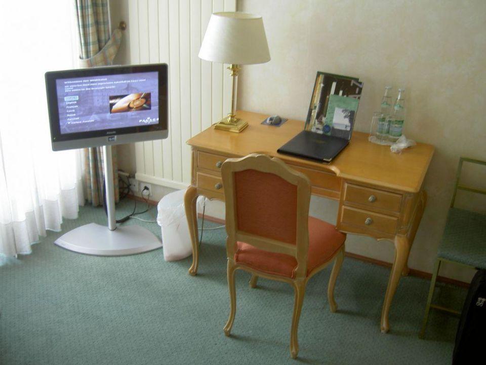 Zimmer des Palais Hotel Luzern Hotel Palace Luzern