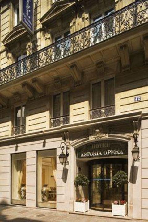 Façade Hotel Astoria Astotel