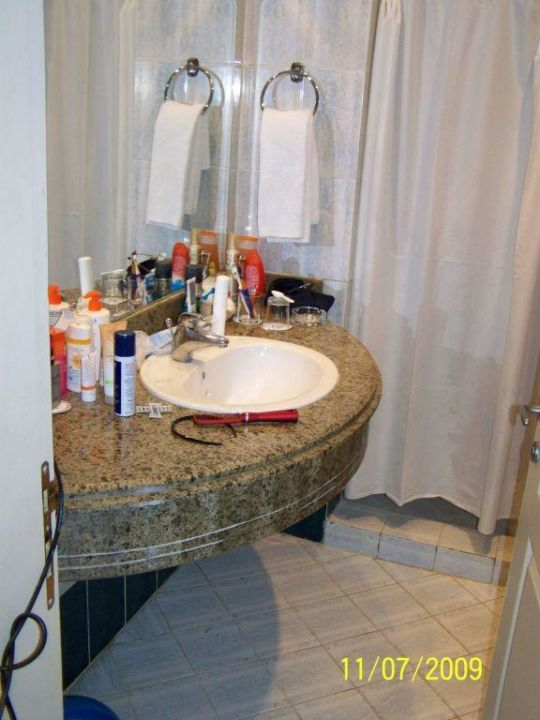 Pokój - łazienka Hotel Seagull Beach Resort