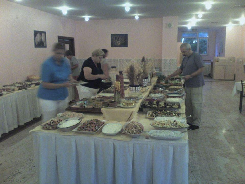 Vorspeisenbuffet Hotel Ayvalik Beach
