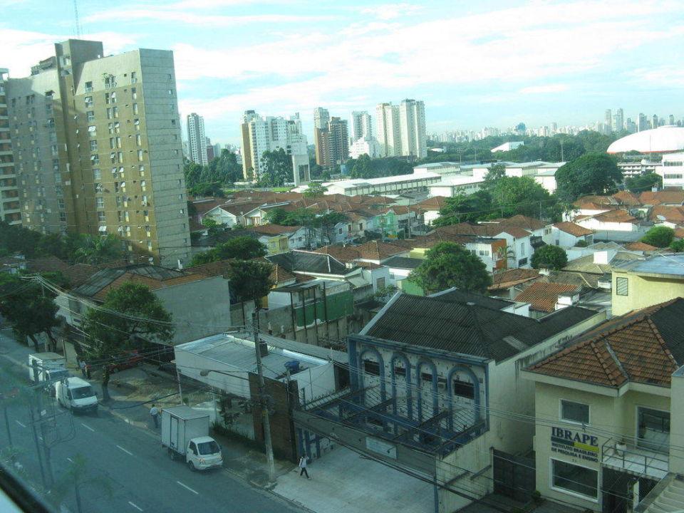 Frühstück Hotel Pestana Sao Paulo