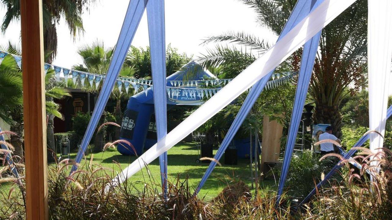 Oktoberfest Hotel Terrace Beach Resort