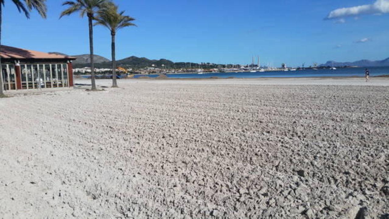 Alcudia Hotel Am Strand