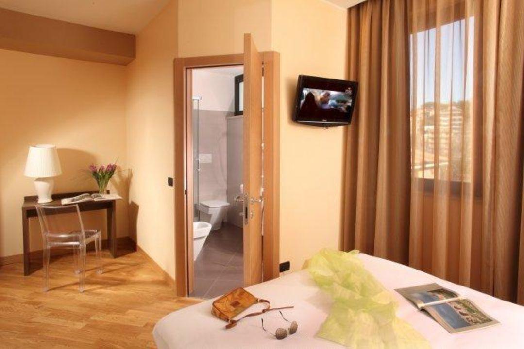 Camera DUS  Hotel Villa Mercede