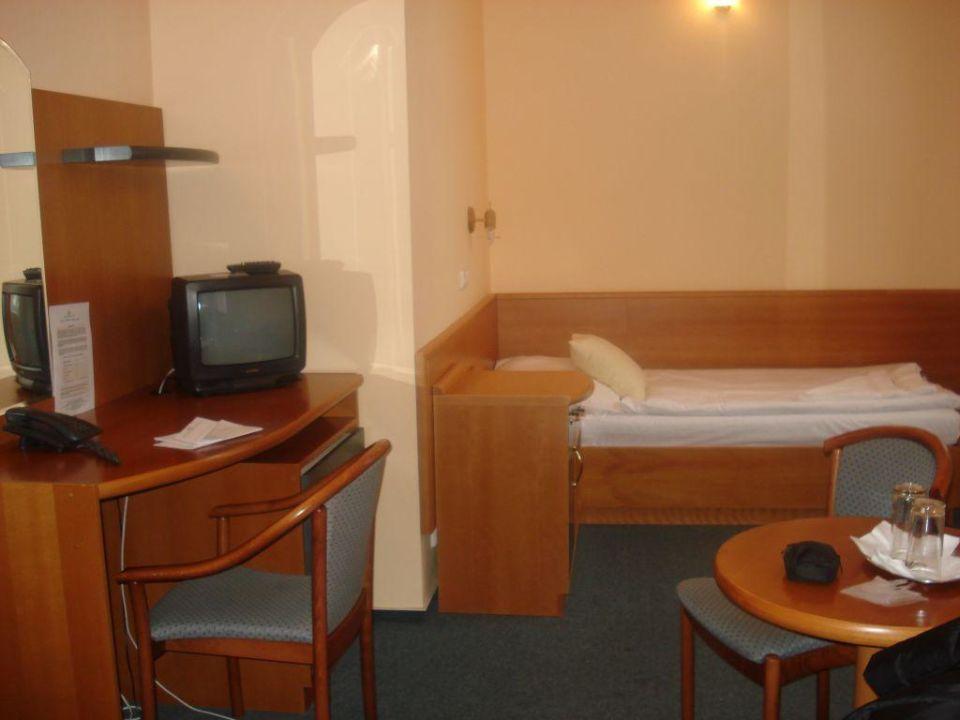 Zimmer 21 Hotel Coop Krivan