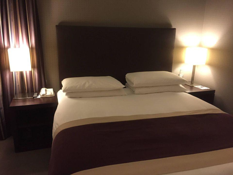 Bild Bed Zu Radisson Blu Hotel Paris Boulogne In Paris
