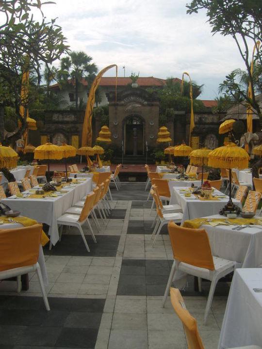 Rama-Theater Hotel Grand Mirage Resort & Thalasso Bali