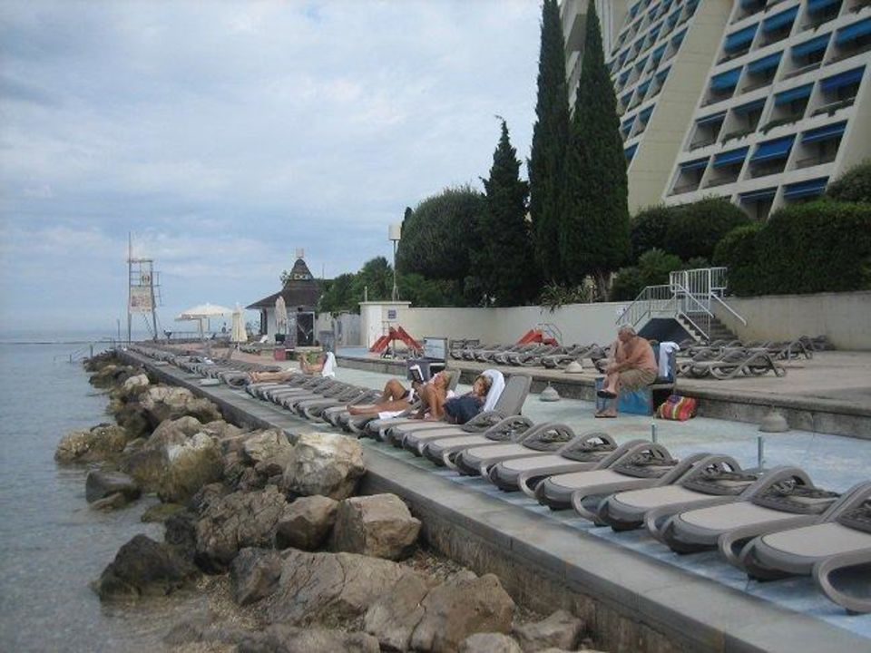 Hotel Strand Grand Hotel Bernardin Portoroz Holidaycheck