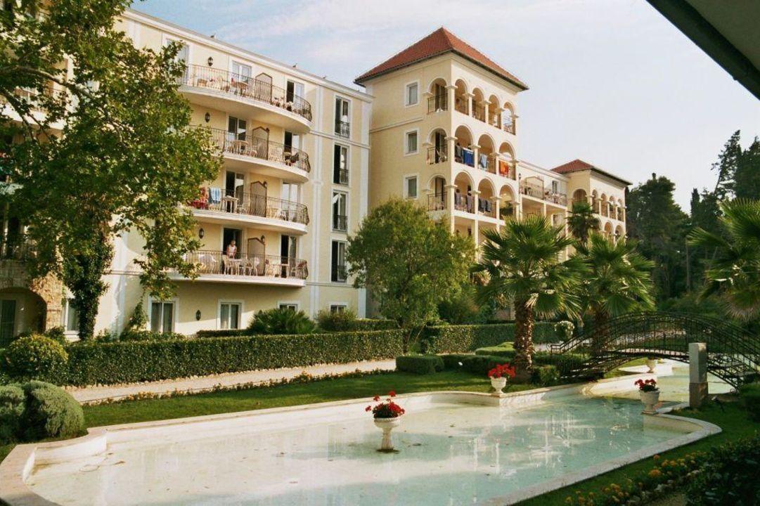 Gästevillen Onda und Spiagga Island Hotel Katarina