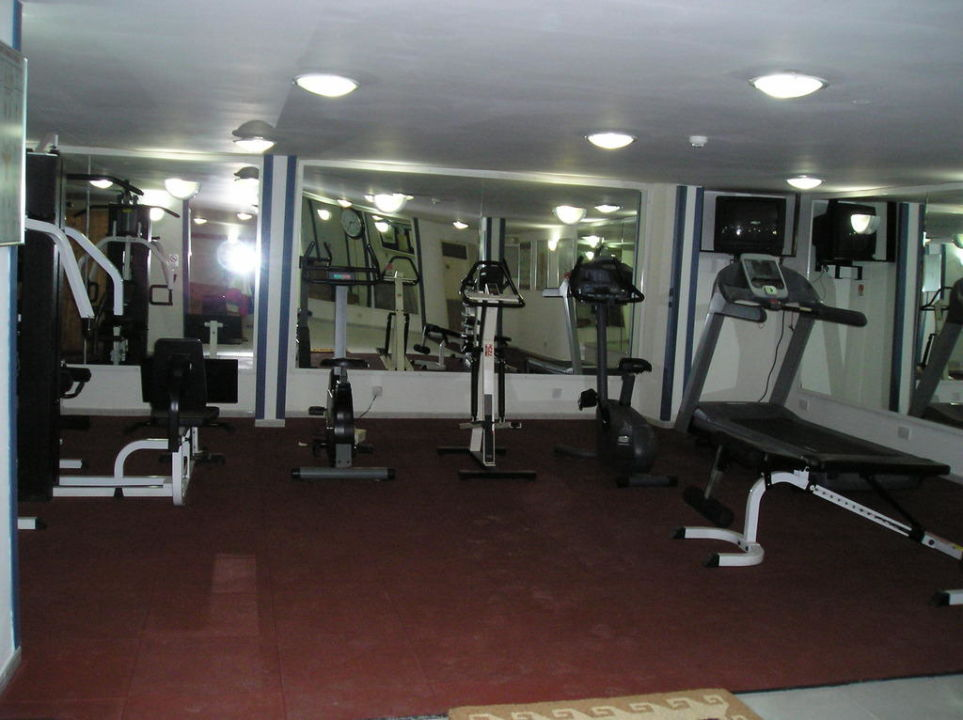 Fitnessraum Beach Hotel Sharjah