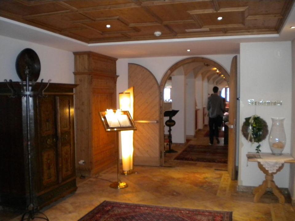 Meal options Hotel Alpenhof