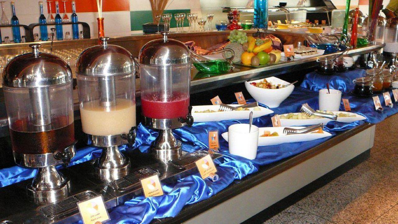 Frühstücksbuffet Hilton Dubai Creek