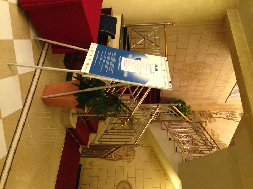 Лобби Hotel Internazionale