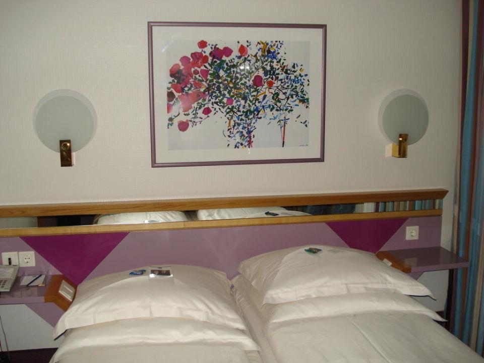 Unser gemütliches Zimmer Best Western Raphael Hotel Altona