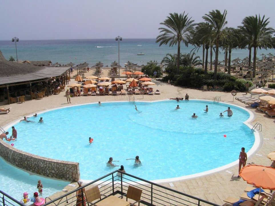 Pool SBH Costa Calma Beach Resort