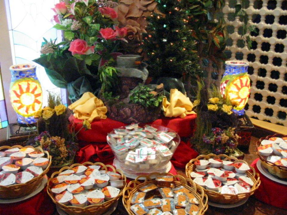 Frühstück 1 Hotel Khalidiya Palace Rayhaan by Rotana