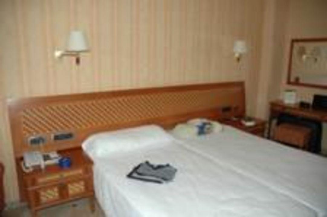 Zimmer Bett Hotel Cordial Mogán Playa