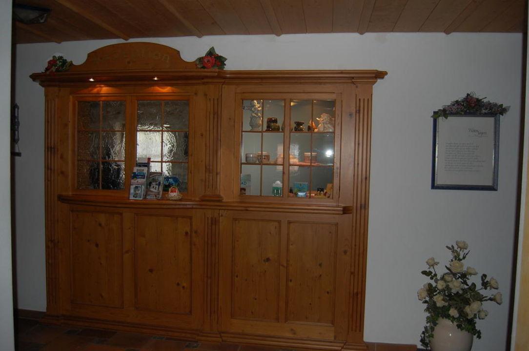 Rezeption Landhaus Sonnenbichl