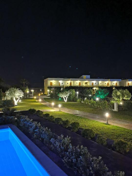 Gartenanlage Hotel Afandou Bay & Suites