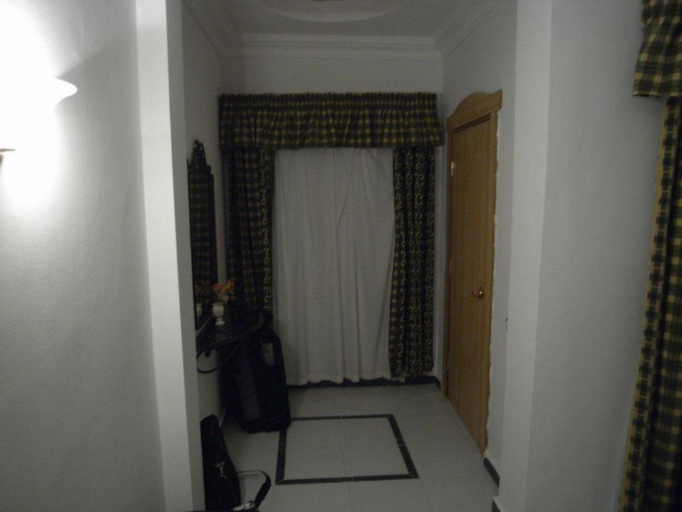 Eingang Zabargad Berenice Resort Marsa Alam