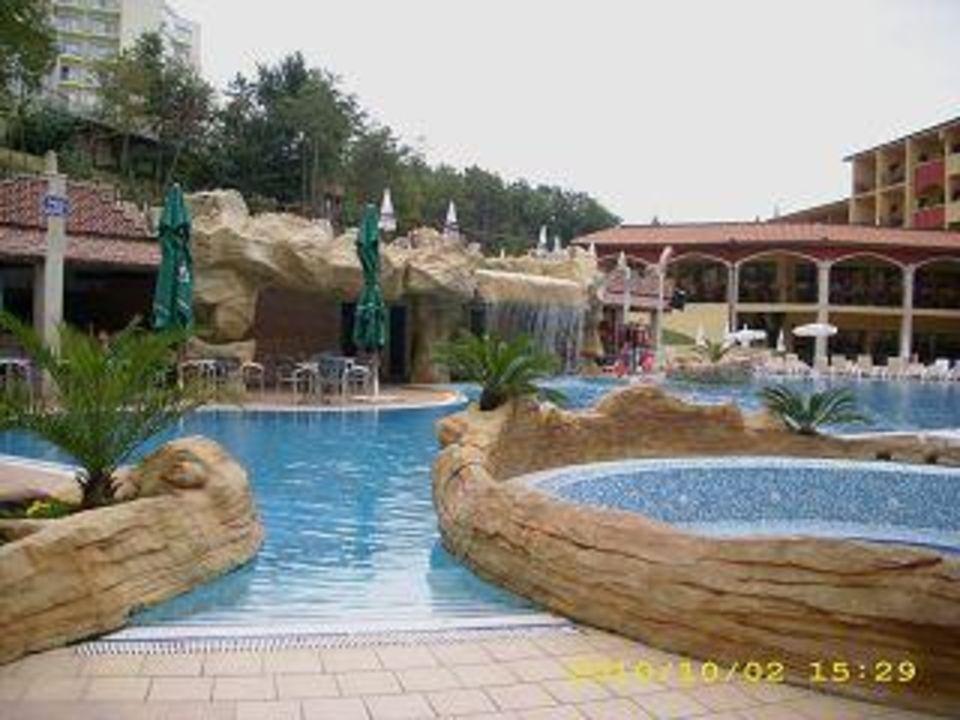 Wasserfall  Hotel Grifid Bolero