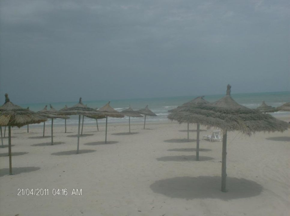 Menschenleer lti Djerba Plaza Thalasso & Spa