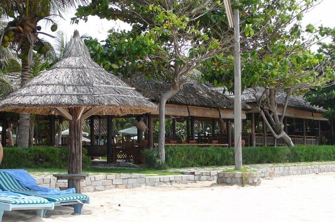 Strandrestaurant Saigon Mui Ne Resort