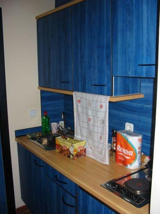 Noch mal die Küche, etwas genauer TUI FAMILY LIFE Islantilla
