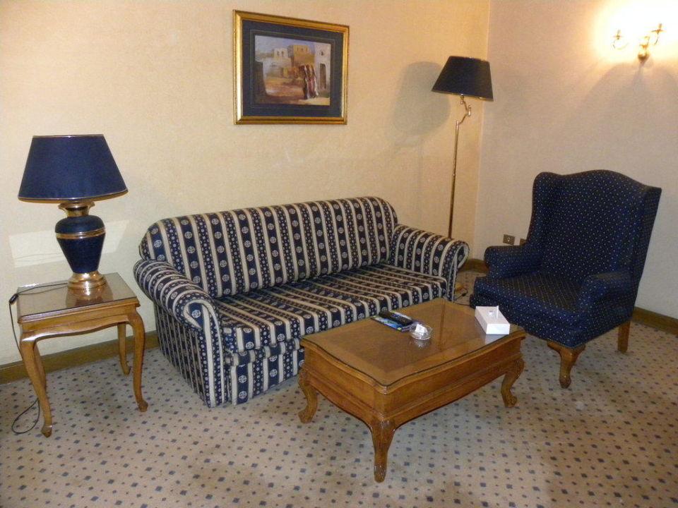 Wohnbereich Hotel Om Kolthoom