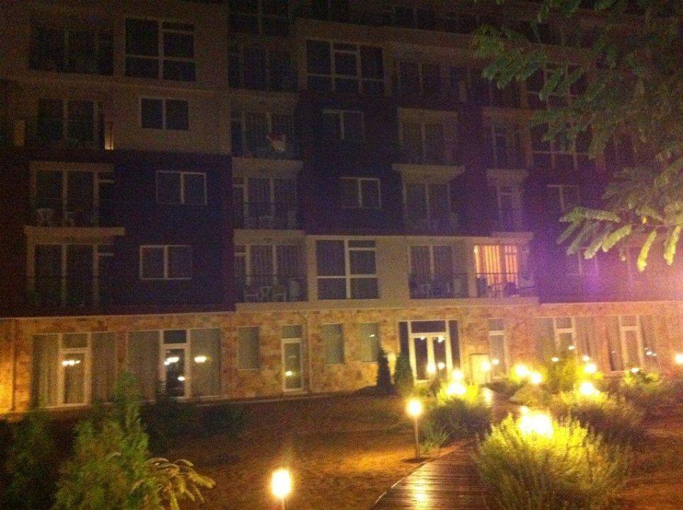 Außenbereich Aparthotel Dune Residence