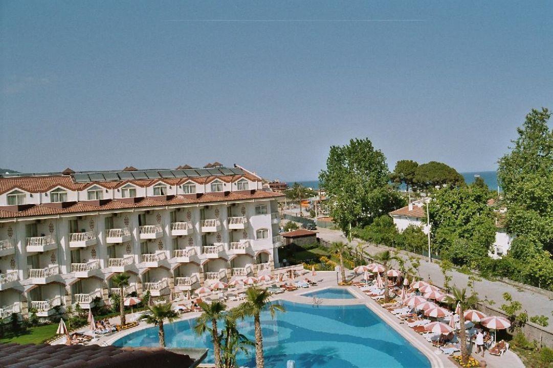 Pool Hotel Sultans Beach