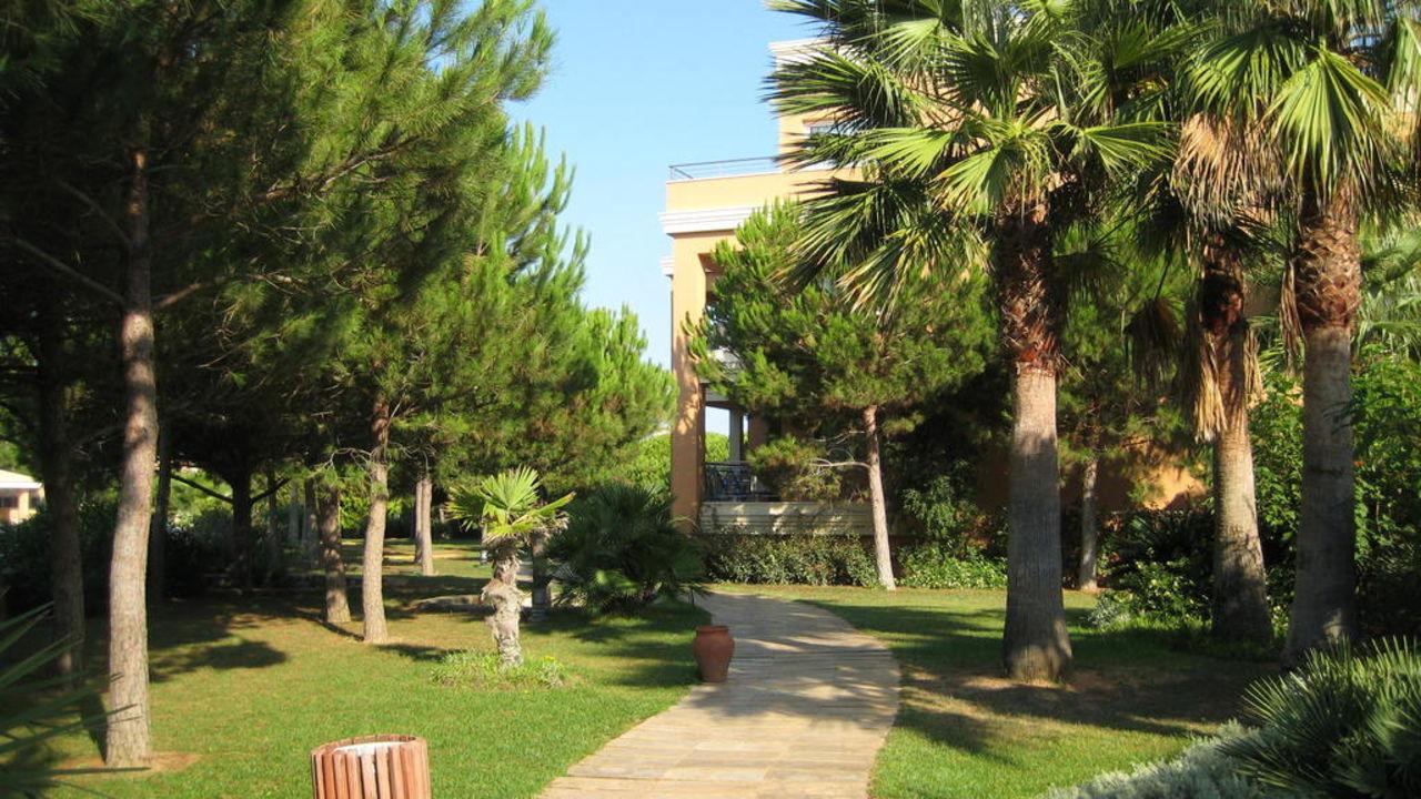 Aussenbereich / Gartenanlage Hipotels Barrosa Garden