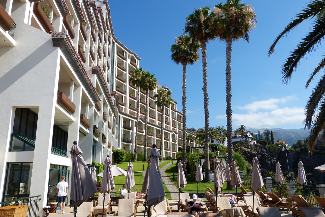 Cliff Bay Hotel Madeira
