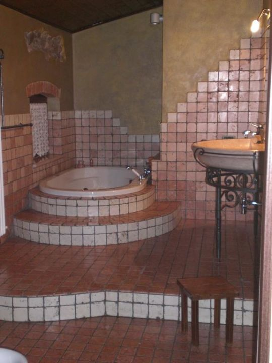 Bagno camera Rondinella Bed and Breakfast Alle Borghe