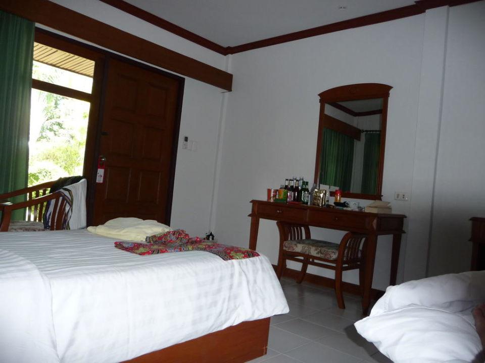 Mein Poolbungalow Innenansicht Hotel First Bungalow Beach Resort