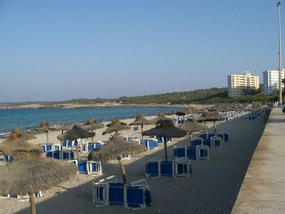 Allsun Hotel Mar Blau Spanien Mallorca Cala Millor