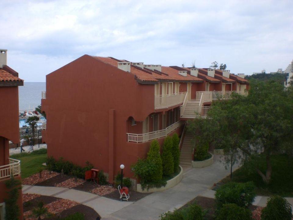 Ausblick vom Zimmer Hotel Ephesia Holiday Beach Club