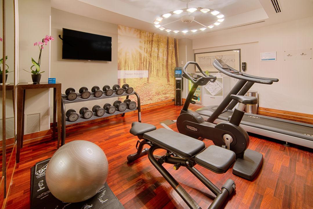 Sport & Freizeit Hotel NH Bergamo