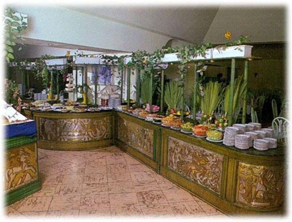 Buffet Lillyland Beach Hurghada Mirage Bay Resort & Aqua Park
