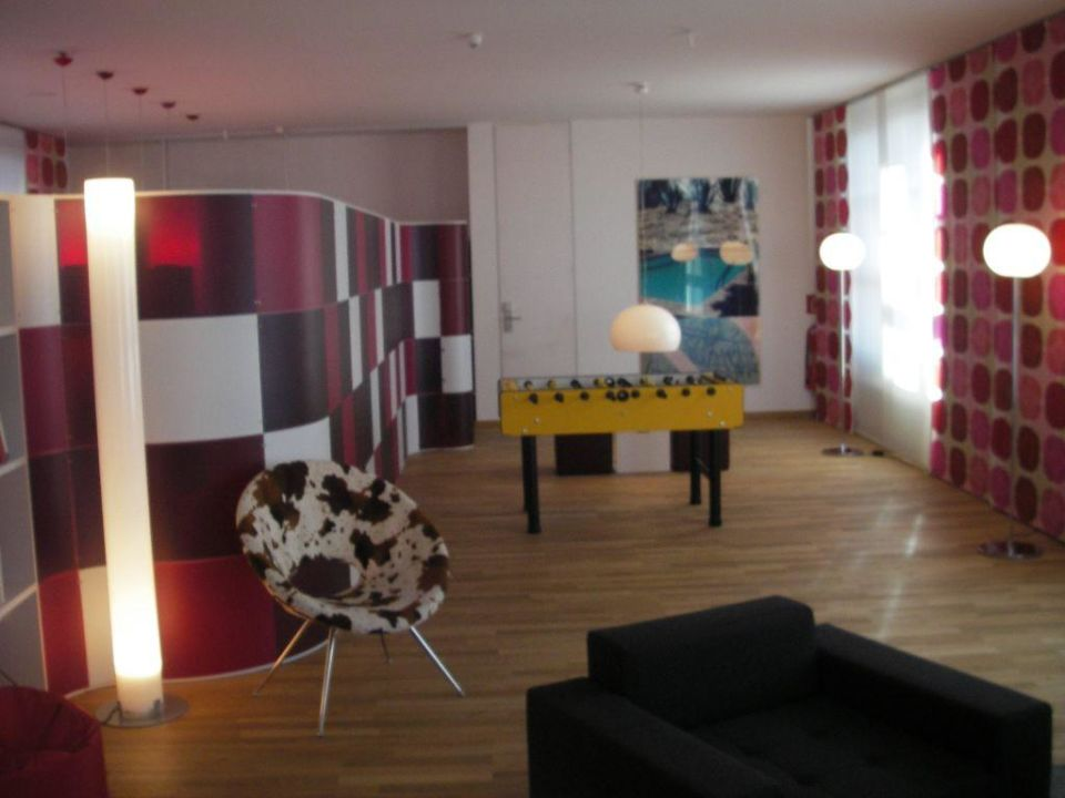 Livingroom Part2 25hours Hotel Number One