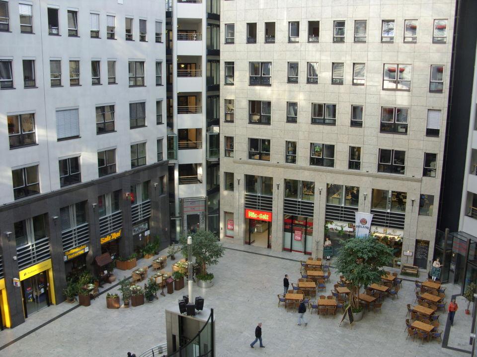 Arcadia Hotel Berlin Frankfurter Allee A
