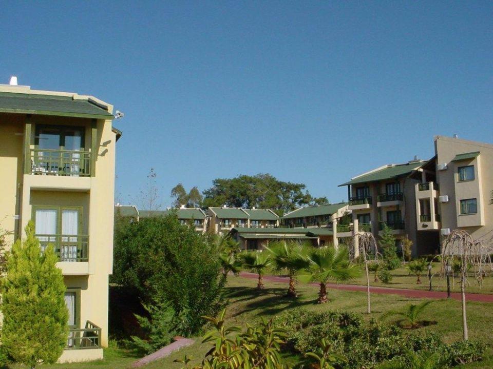 Von unten Oz Hotels Incekum Beach