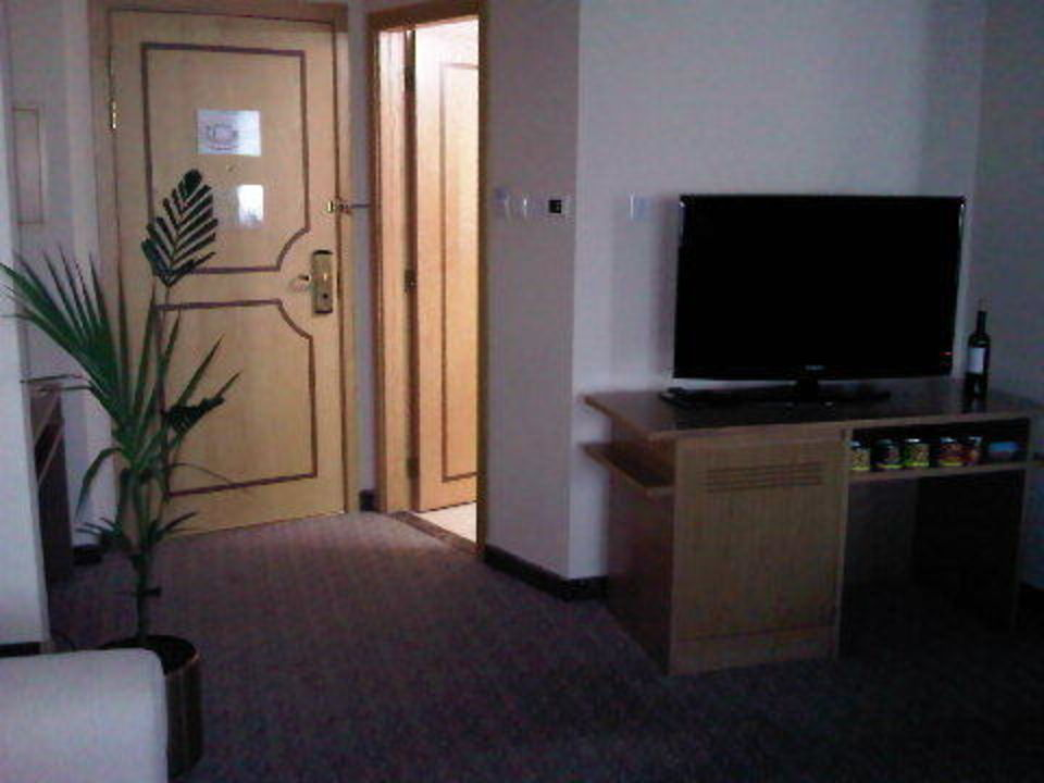 Zimmereingangsbereich City Seasons Hotel Dubai