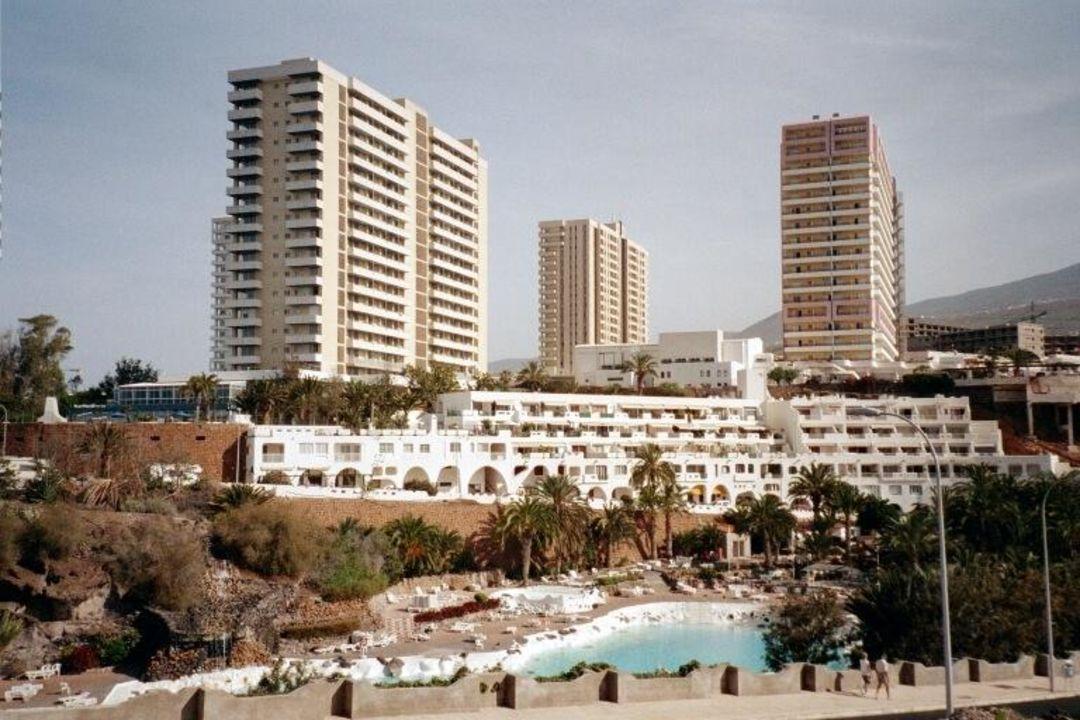 Fiesta Hotel-Paraiso Floral, Playa Paraiso - Hotelsiluette Hotel Fiesta Playa Paraiso Complex  (Vorgänger-Hotel – existiert nicht mehr)