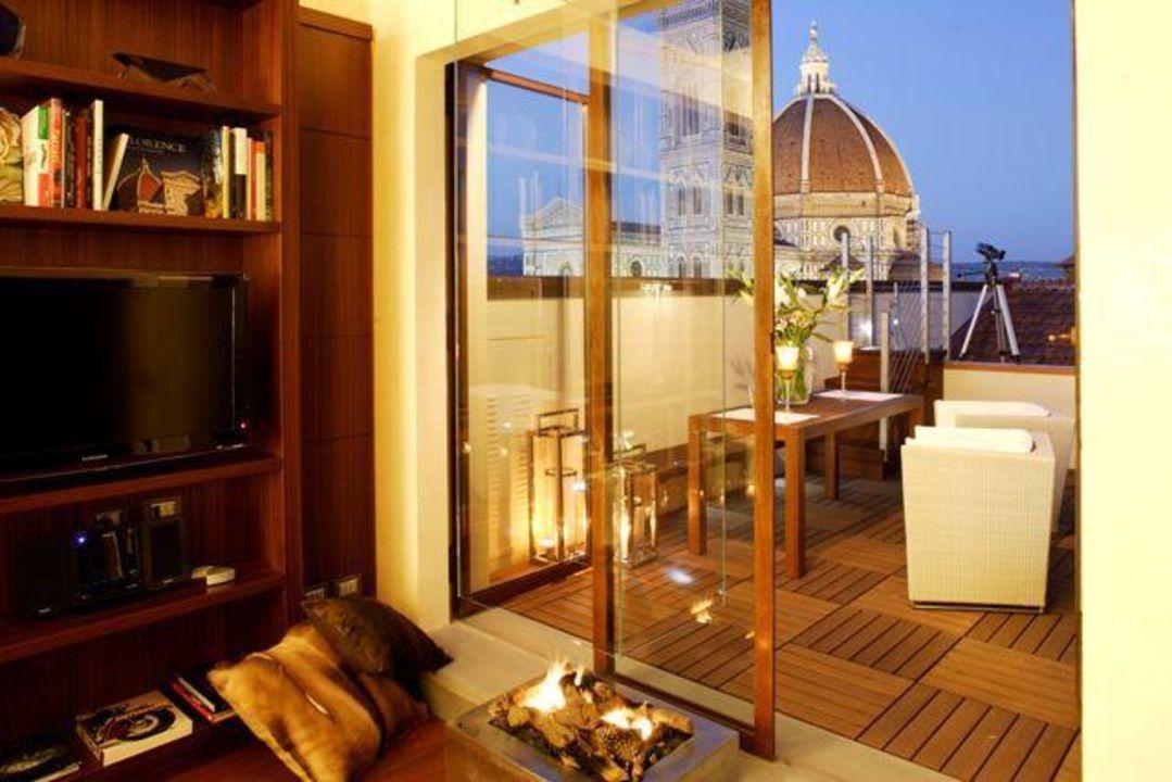Vista Duomo Suite Domux Home Repubblica