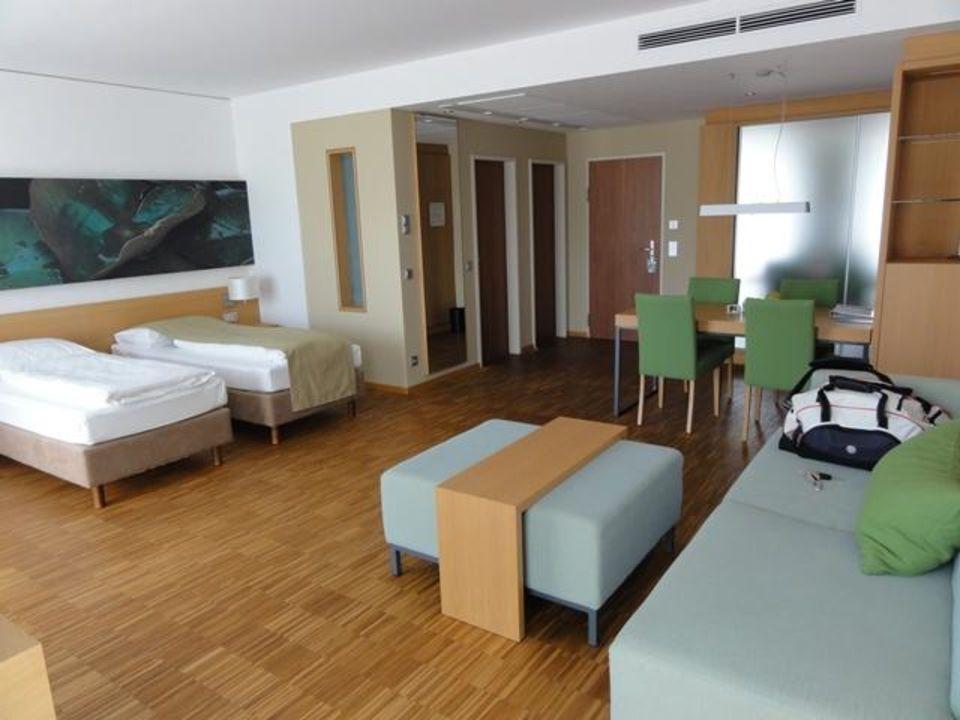 Zimmer hotel lebensquell bad zell bad zell for Hotel lebensquell bad zell