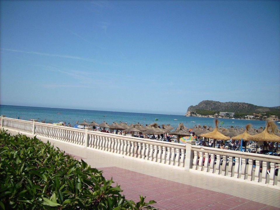 Strand Hotel Beverly Playa